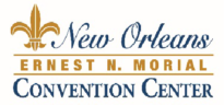 new orleans convention center logo