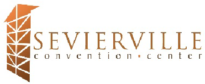 sevierville convention centre logo