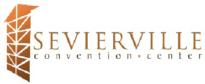 sevierville convention centre logo