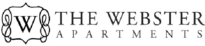 webster apartments logo