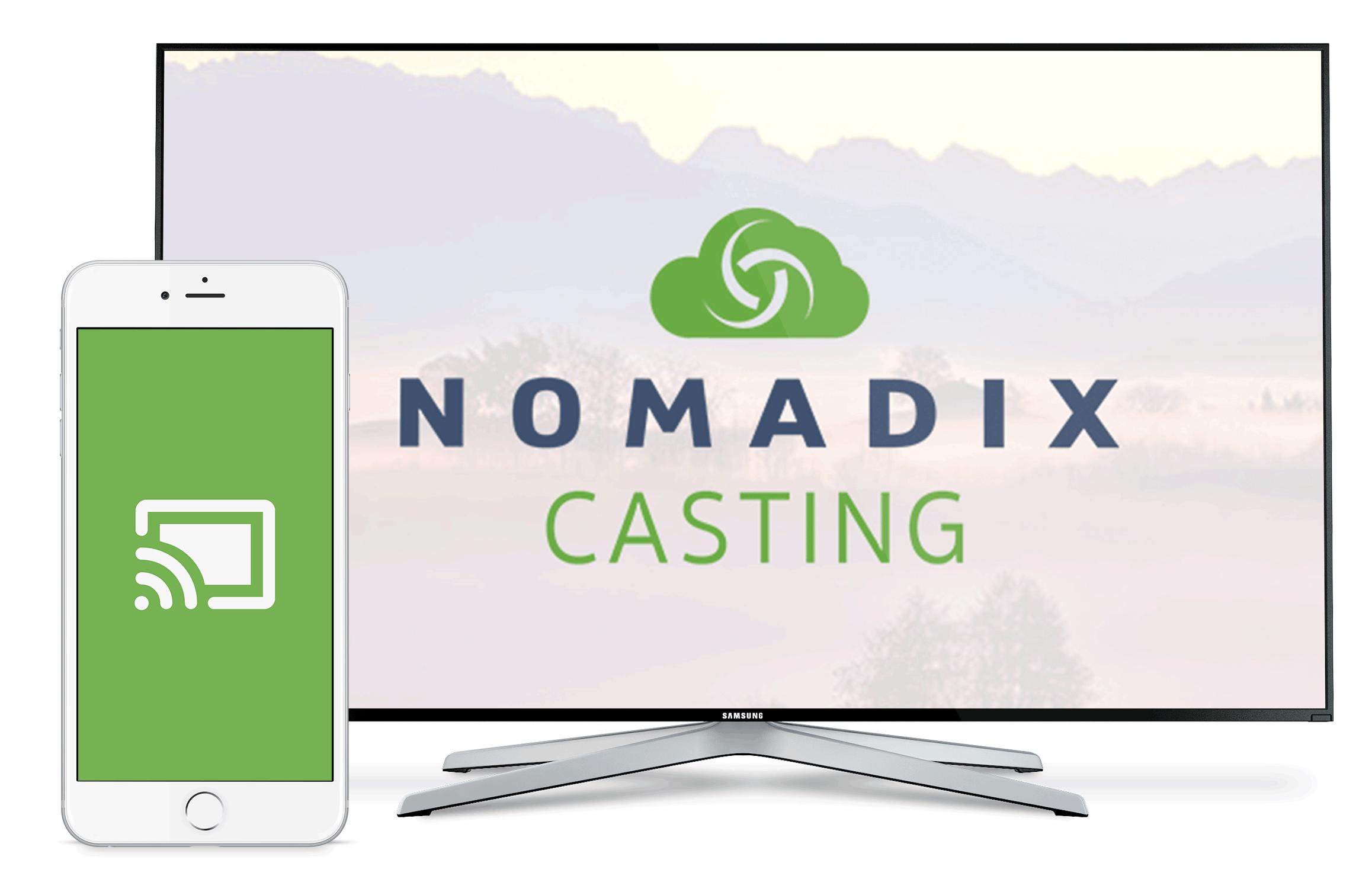 nomadix casting
