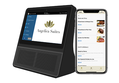 nomadix touchless guest interactions