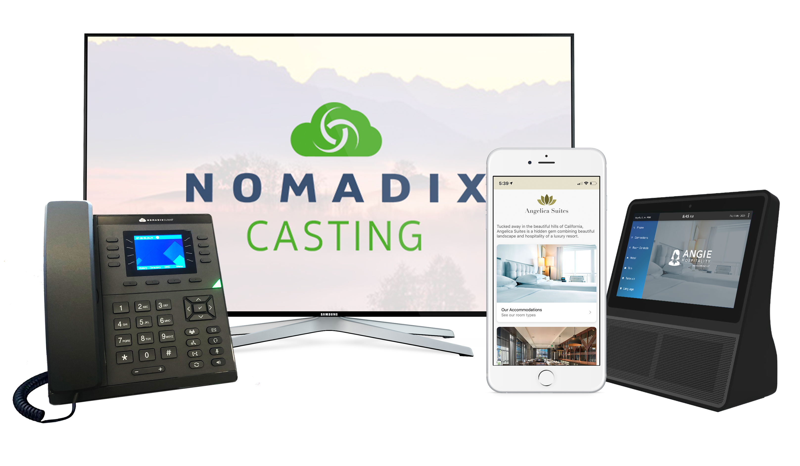 nomadix hospitality products